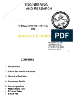 Smart NoteTaker