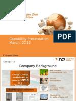 TCI SCS Presentation