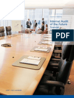 2007 Internal Audit Future