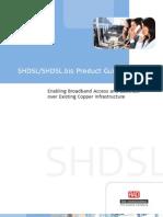 12547 SHDSL Brochure