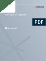 Datasheet Introduction to Planning It