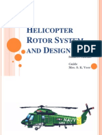 Helicopter Rotor System and Design