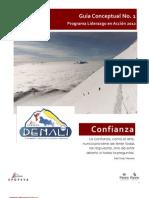 Handbook # 1 Confianza
