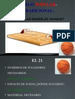 Nico Glez 1ºE EL 21