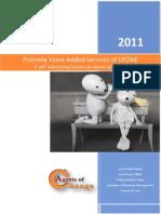Advertising Campaign for Ufone VAS - A Telecom Marketing Report