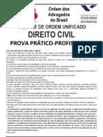 VI Exame Civil-Segunda Fase