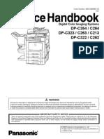 DP C354 Manual