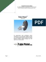 Palm Pistol Specification