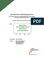 cap30 Diagnóstico microbiológico de las infecciones gastrointestinales