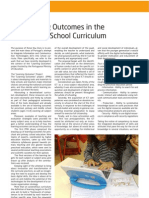 ICT Learning Outcomes in the Portuguese School Curriculum