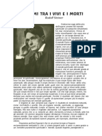 Rudolf Steiner - Il Legame Tra i Vivi e i Morti