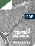 -03. La Tension Esencial - Cap 12 Algo Mas Sobre Los Paradigm As Pp. 317-343
