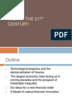 Risk in the 21st Century Ppt Bec Bagalkot Mba