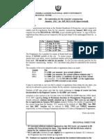 Crc Letter Mp Mca Bca 1201 New