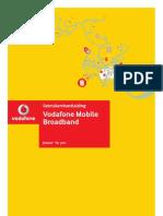 Vodafone Mobile Connect_Best Connected_Installatiehandleiding