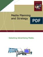 Media Planning & Strategy