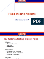 Fixed Income Markets - November 2008