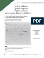 Caracterización de la población usuaria que ingresa al programa interrupción legal del embarazo en un hospital del sector salud del df