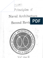 Principles of Naval Architecture Vol 2 (Sname)