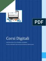 Il catalogo 2012 di Corsi Digitali