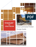 Cross Laminated Timber Design Guide