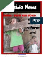 """Inside News"" Volume 5 Issue 4,  2012-Committee for Internally Displaced Karen People (CIDKP)"
