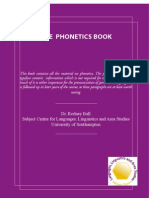 Teaching Phonetics Book for 1st Year