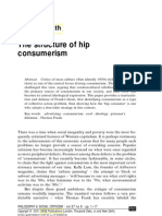 Hip Consumerism
