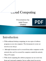 Cloud Computing - RDBMS