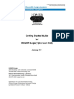 Getting Started Guide Homer 2.68 - NREL