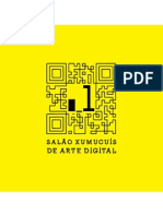 Catalogo do I Salão Xumucuís de Arte Digital