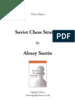 Soviet Chess Strategy Excerpt