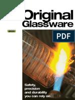 Glass Ware Brochure