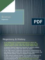 Antonio Gramsci - Hegemony