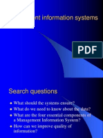 Management Information Systems ales