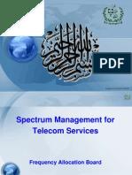 Spectrum Management Presentation