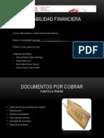 Documentos Por Cobrar e Inventarios