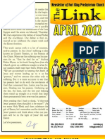 April 2012 LINK Newsletter