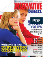 Conservative Teen Magazine