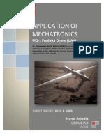 Application of Mechatronics (u09me750)