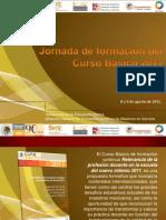 PRESENTACIÓN CURSO BÁSICO 2011 diseño - copia