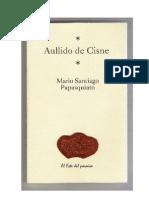 Aullido de Cisne - MArio Santiago