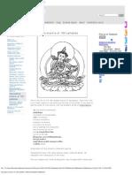 Vajrasattva Mantra of 100 Syllables Wildmind Buddhist Meditation