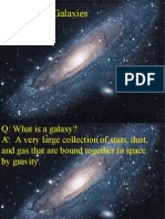 Galaxies Notes