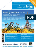 EuroHedge Summit Brochure March 2012