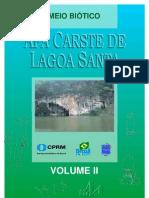 Meio Biotico Apa Carste Lagoa Santa