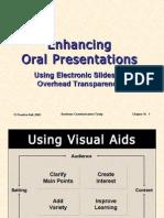 Enhancing Oral Presentations