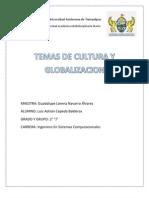 Trabajo Terminado de Cultura y Globalizacion