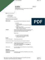 Tax Calc Description