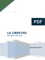 La Libertad - Resumen Ejecutiva Reporte Regional 2011